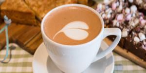 Cafe Au Chocolate
